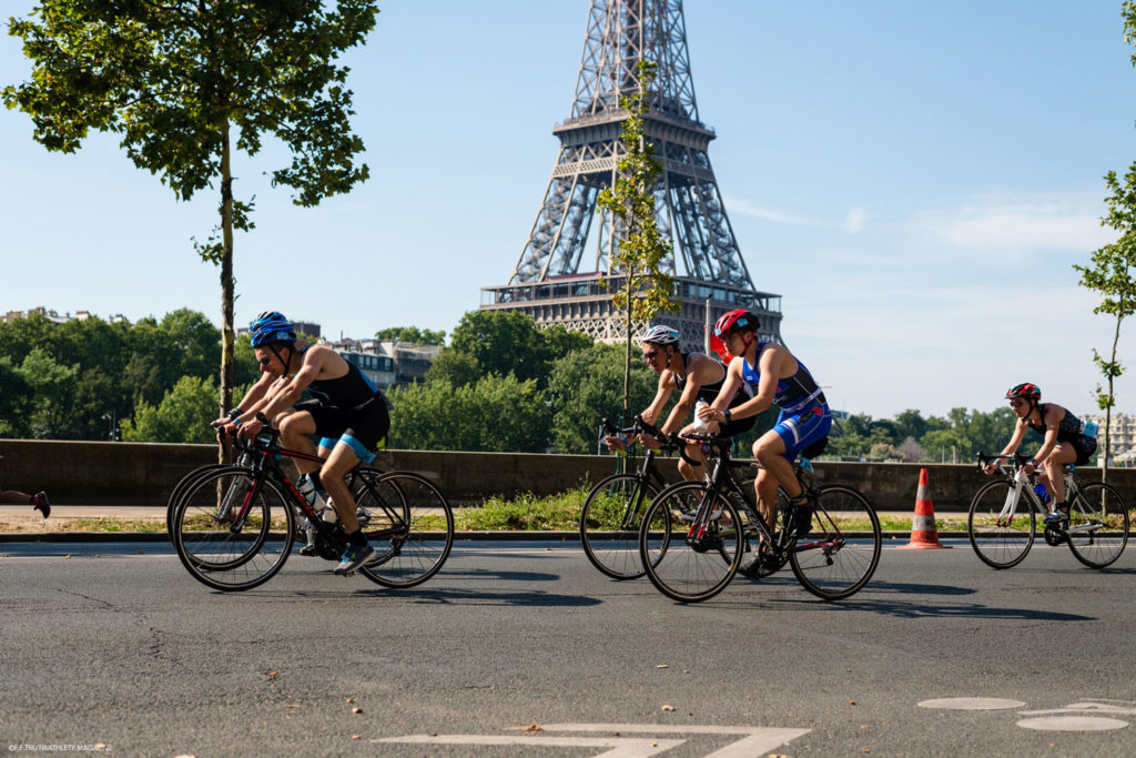 Garmin Triathlon de Paris 2019