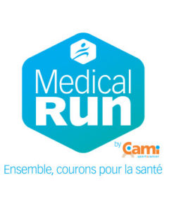 Logo Medical Run 2019