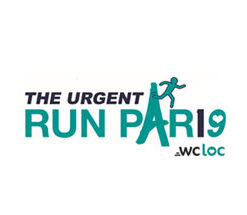 Logo Urgent Run Paris 2019