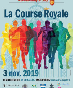 Affiche La course royale 2019