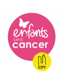 Logo Enfants sans cancer CITY