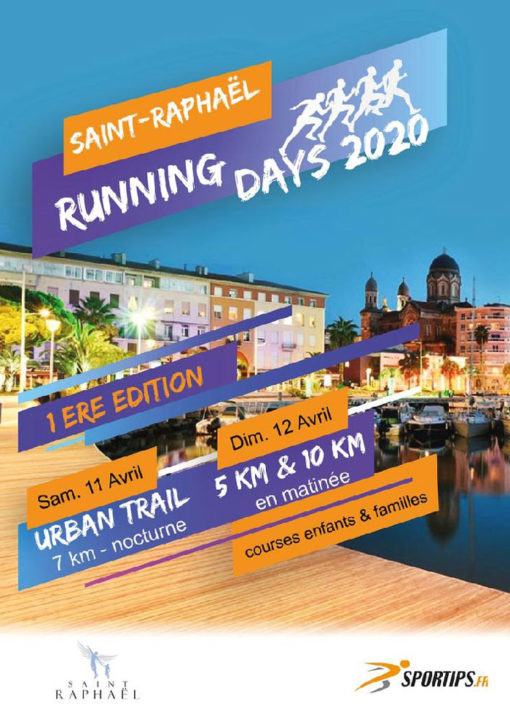 Saint Raphael Running Days