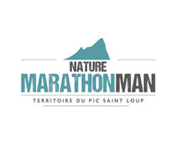 Logo Nature Marathon Man