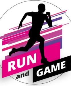 Logo Run and Game 2020