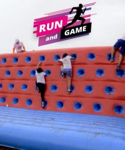 Run and Game obstacles gonflables