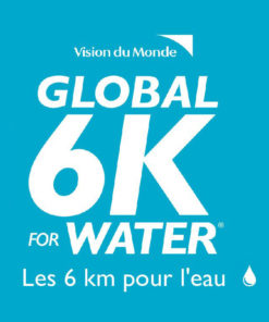 Logo Global 6k for Water 2020