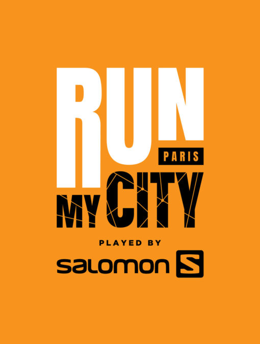 Logo Run My City 2020