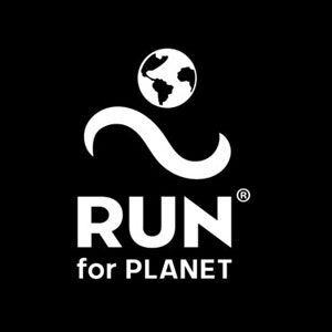 Logo Run for Planet