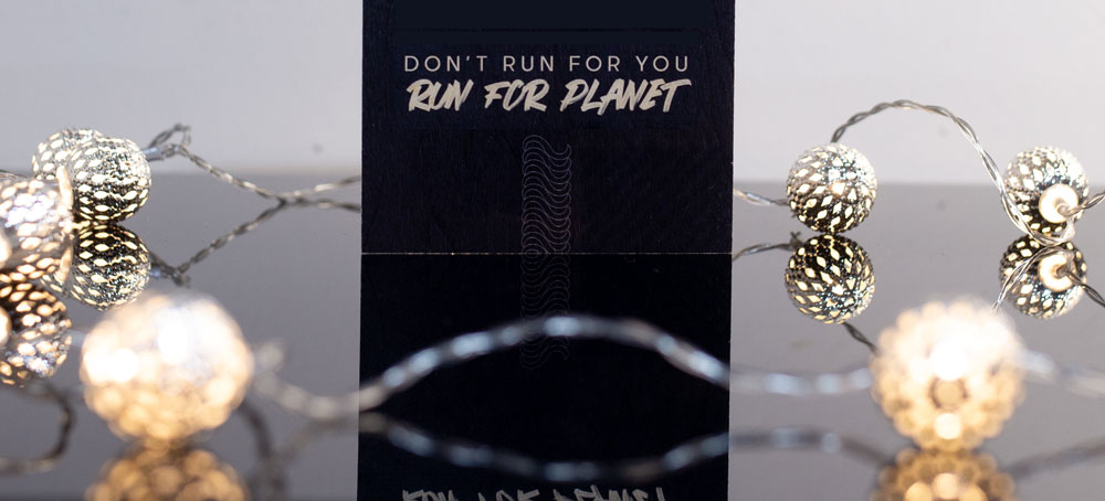 Carte cadeau Run for Planet 2021