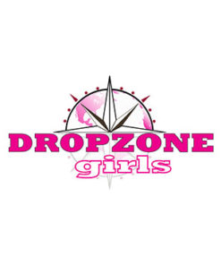 Logo raid dropzone girls