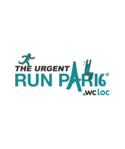 logo urgent run paris 2021